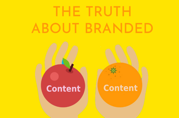 the truth about branded content