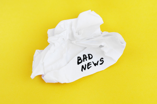 too much news is bad